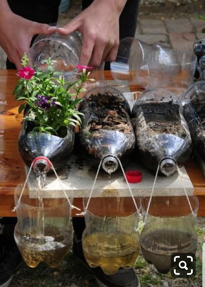 DIY Garden Hydroponics