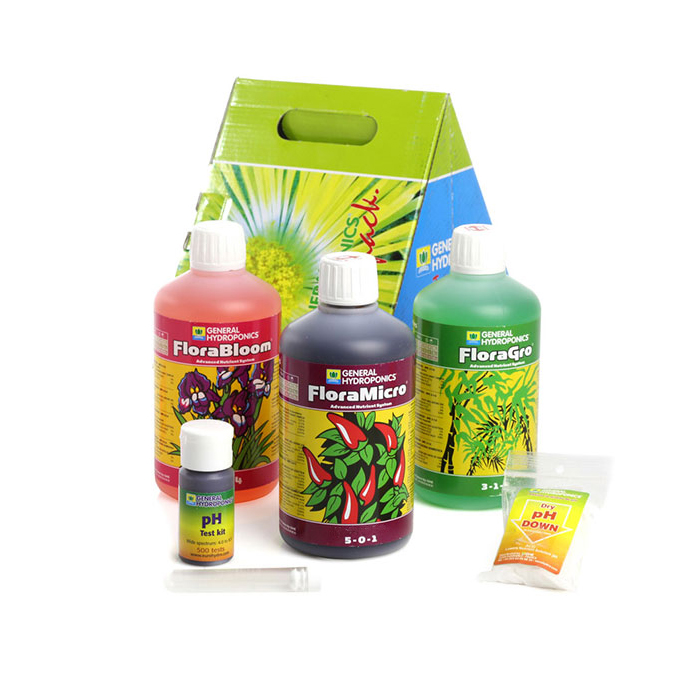 GHE Tripack Plant Nutrients