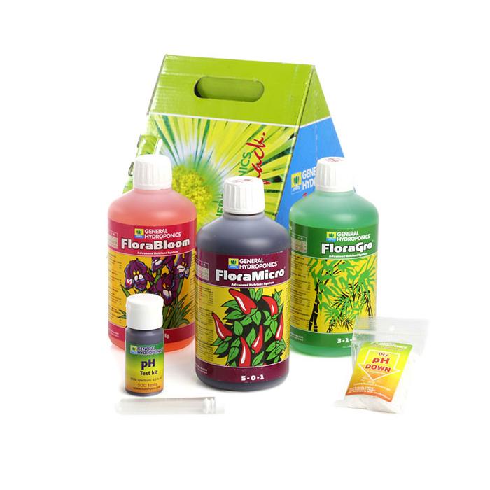 GHE Tripack Plant Nutrients